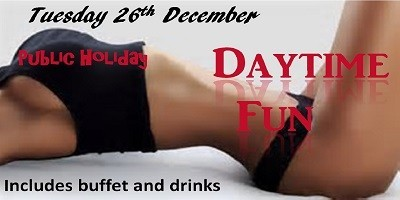 Daytime Fun - PUBLIC HOLIDAY R100!!
