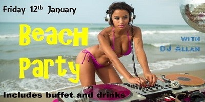 Beach Party - DJ Allan