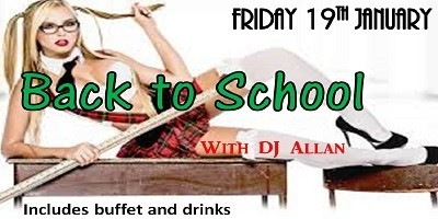 Back to School - DJ Allan